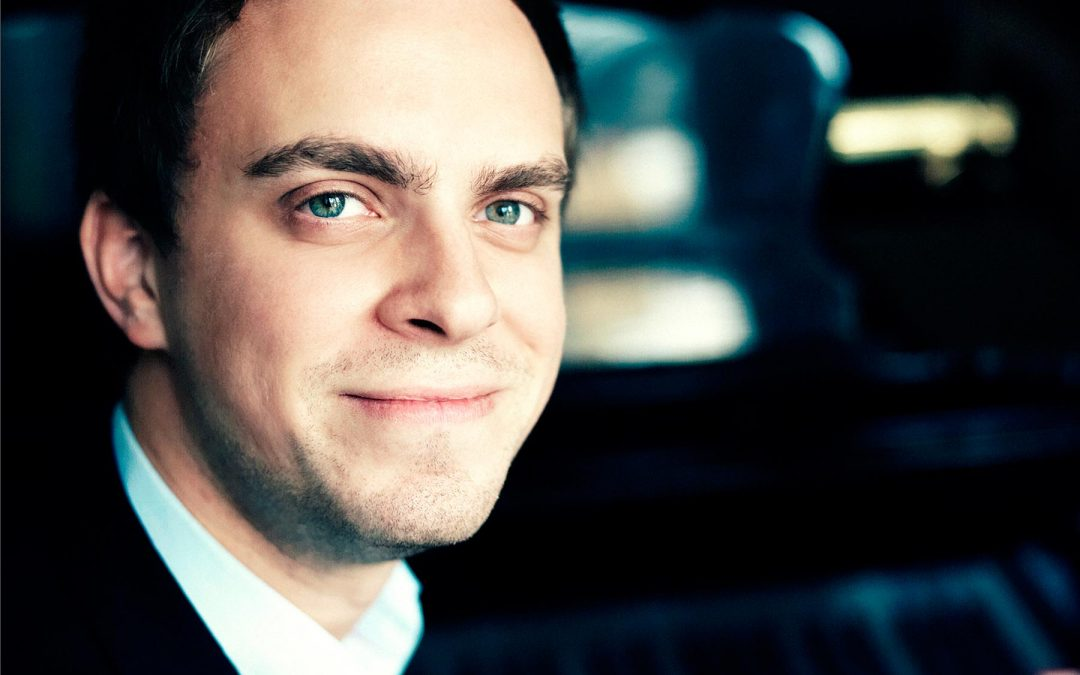 British pianist Sam Armstrong joins the faculty