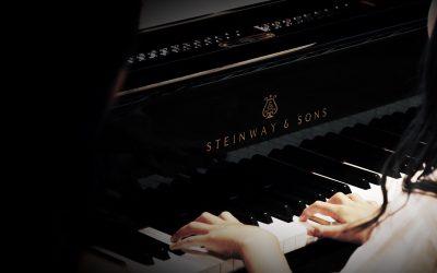 PIANO WEEK showcase at Steinway & Sons in Tokyo