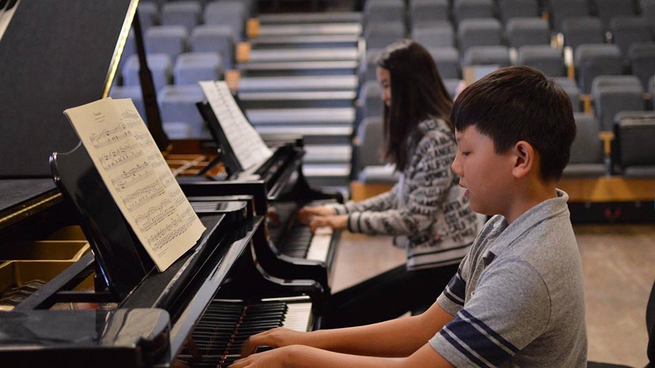 PIANO WEEK Weston Rhyn: discover rural Shropshire