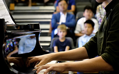 PIANO WEEK Online Edition – applications now open